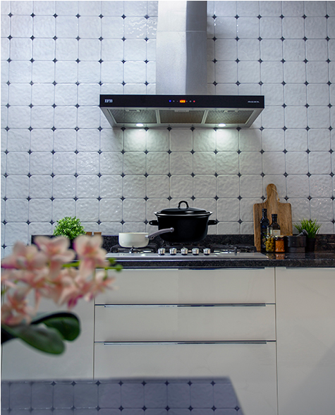 Finished IFB Modular Kitchen Project | Handles with Care - IFB Modular Kitchen