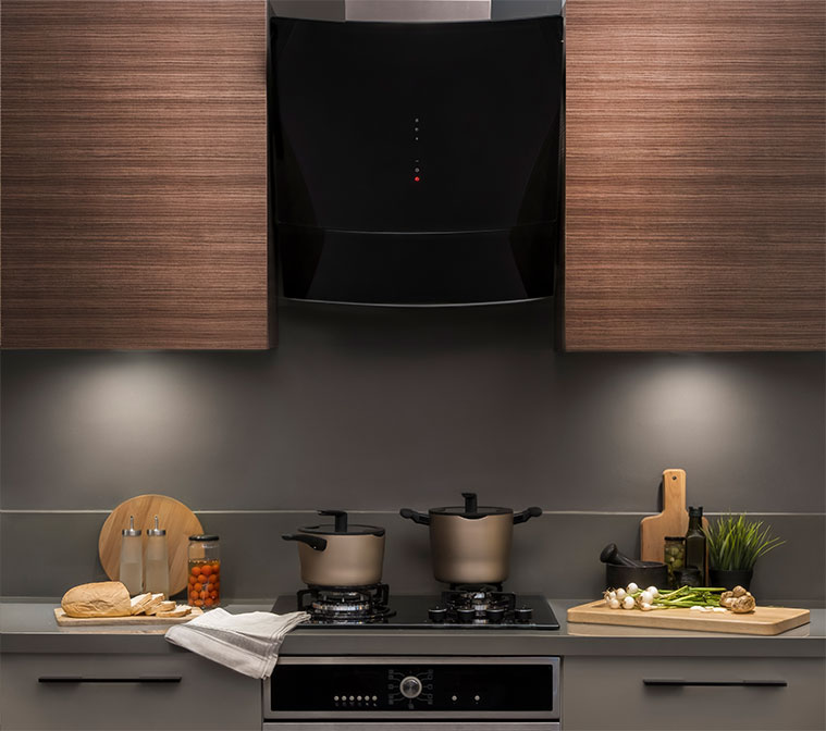 IFB Hobs and Chimneys | IFB Kitchen Appliances - IFB Modular Kitchen