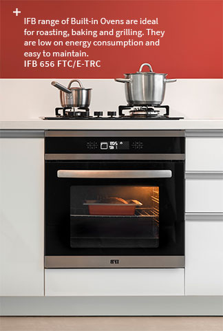 IFB Built in Microwaves & Oven | IFB Kitchen Appliances - IFB Modular Kitchen