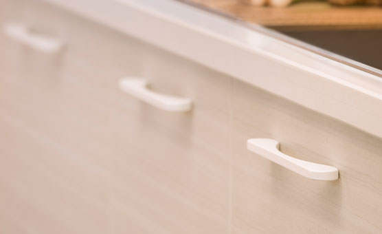 Handles for Modular Kitchen   Finished Porjects - IFB Modular Kitchen