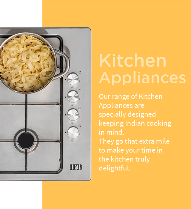 IFB Kitchen Appliances (Mobile) - IFB Modular Kitchen