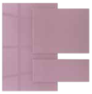 Candy Floss - Acrylic faced MDF | Kitchen Shutter Material - IFB Modular Kitchen