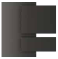 Charcoal - Laminate faced BWP ply| Kitchen Shutter Material - IFB Modular Kitchen